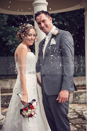 Sian and Ian Wedding-149