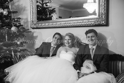 Chloe and Sam Redford - Wedding - 19.12.2015-316