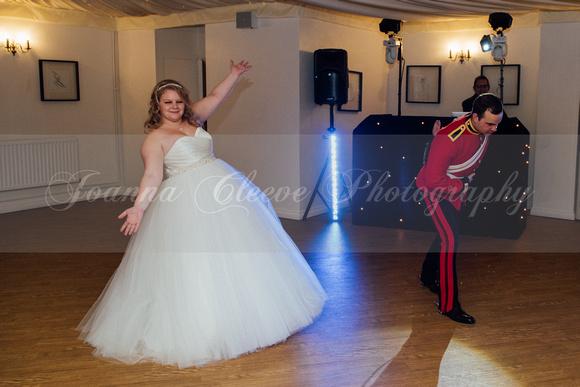 Chloe and Sam Redford - Wedding - 19.12.2015-530