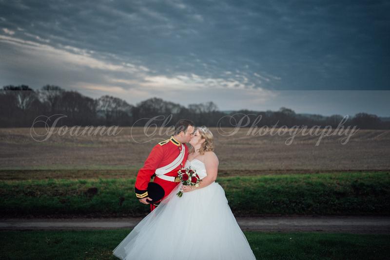 Chloe and Sam Redford - Wedding - 19.12.2015-194