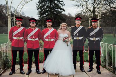 Chloe and Sam Redford - Wedding - 19.12.2015-265