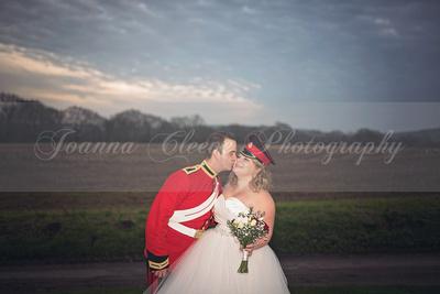 Chloe and Sam Redford - Wedding - 19.12.2015-197