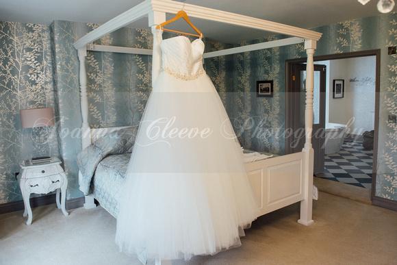 Chloe and Sam Redford - Wedding - 19.12.2015-5