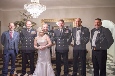 Carly and Paul Cutler Wedding - 30.12.2015-366