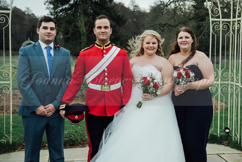 Chloe and Sam Redford - Wedding - 19.12.2015-244