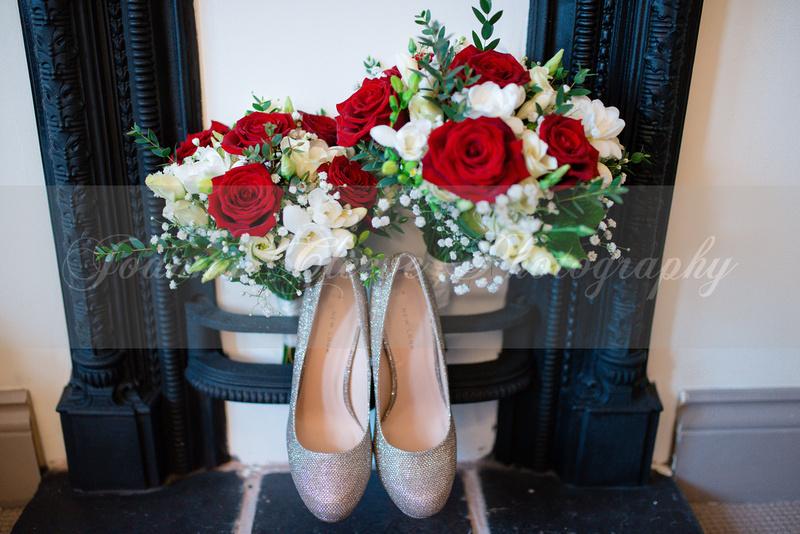 Chloe and Sam Redford - Wedding - 19.12.2015-14