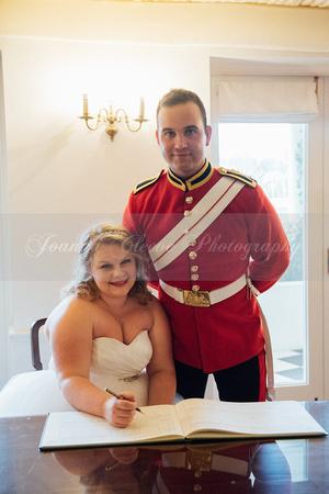Chloe and Sam Redford - Wedding - 19.12.2015-142